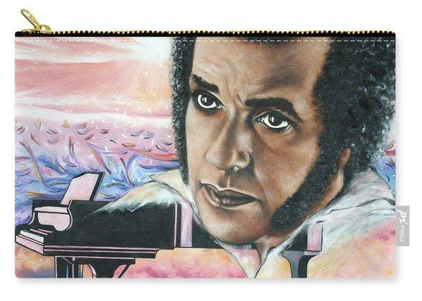Blaa Kattproduksjoner       Hampton Hawes -jazz Pianist Carry-all Pouch