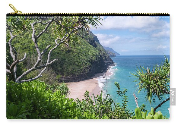Hanakapiai Beach Carry-all Pouch