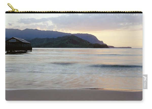Hanalei Bay Evening Carry-all Pouch