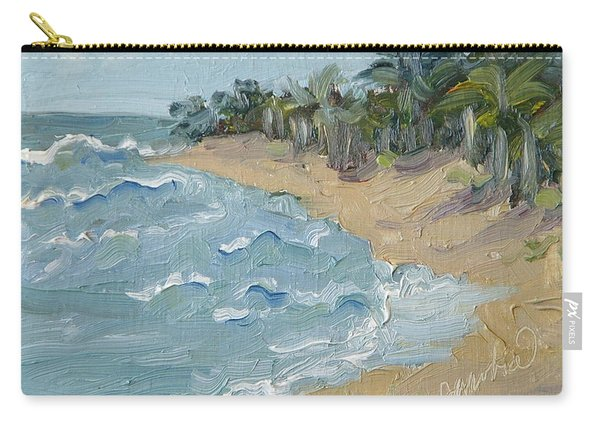 Hanalei Bay Kauai Hawaii Carry-all Pouch