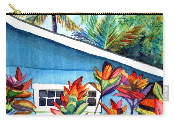 Hanalei Cottage Carry-all Pouch