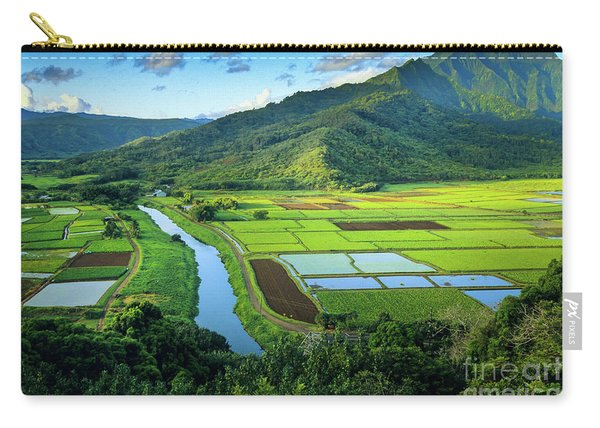Hanalei Valley Carry-all Pouch
