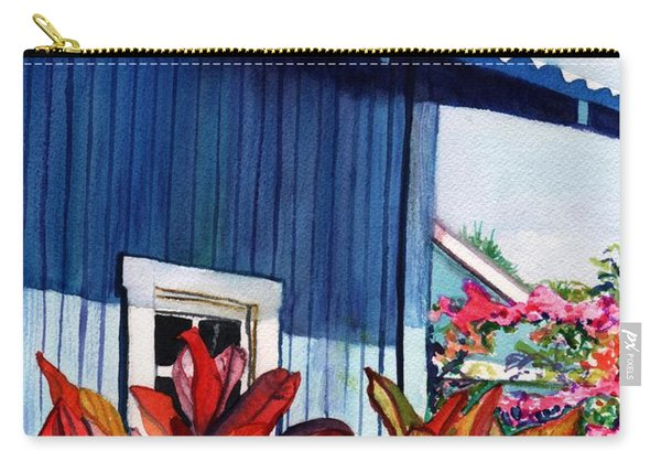 Hanapepe Town Carry-all Pouch