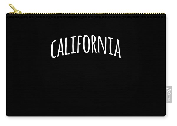 Hand California Carry-all Pouch
