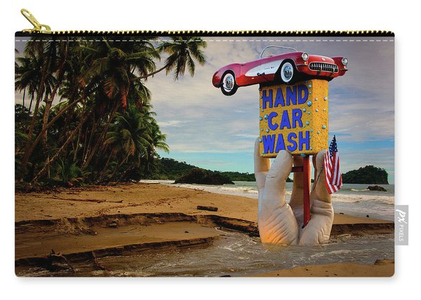 Hand Wash Carry-all Pouch