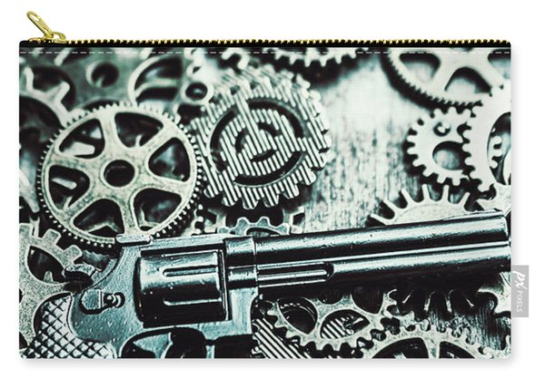 Handguns And Gears Carry-all Pouch