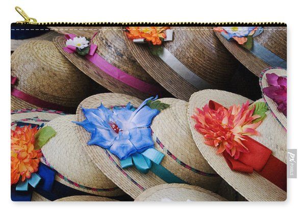 Handmade Hats Carry-all Pouch