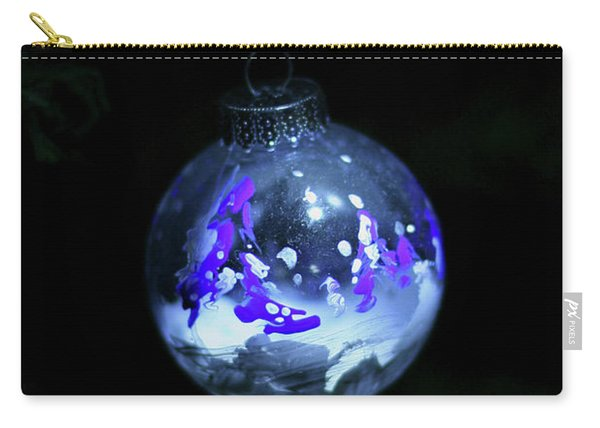Handpainted Ornament 001 Carry-all Pouch