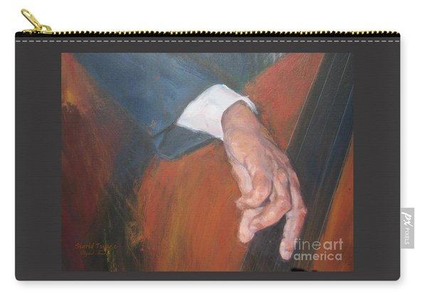 Blaa Kattproduksjoner          Hands Of Deep Sound Carry-all Pouch