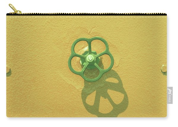 Handwheel - Yellow Carry-all Pouch