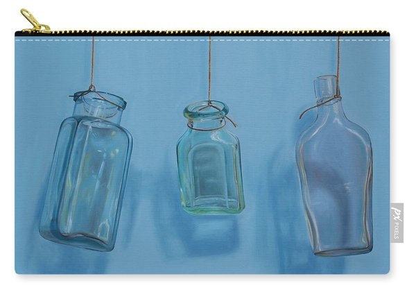 Hanging Bottles Carry-all Pouch