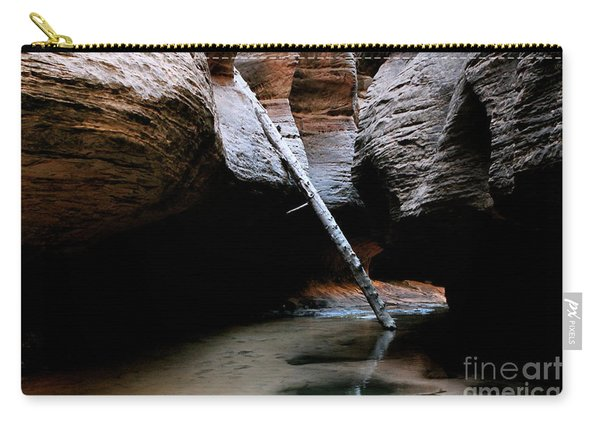 Hanging By A Moment Carry-all Pouch
