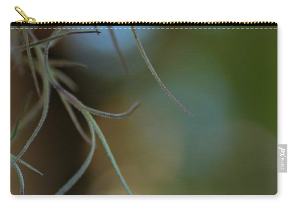 Hanging Moss Abstract Carry-all Pouch