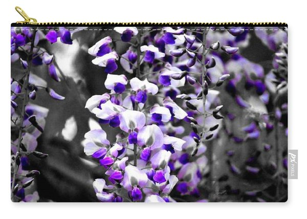 Hanging Purple Carry-all Pouch