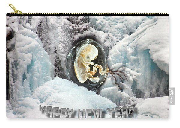 Happy New Year Carry-all Pouch
