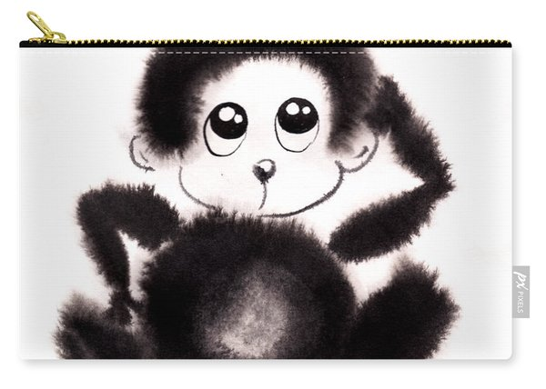 Happy Year Of The Monkey Carry-all Pouch