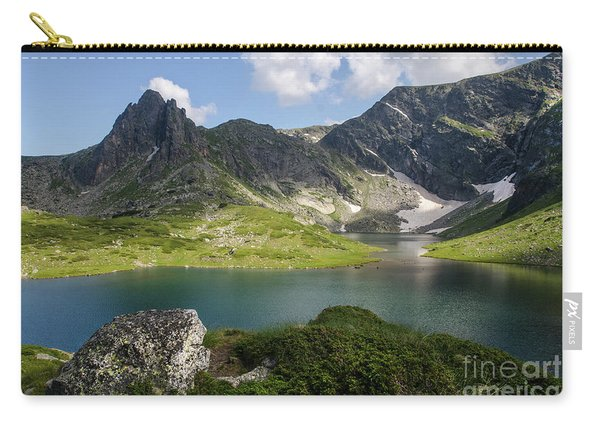 Haramiya Mountain-twin Lake-1 Carry-all Pouch