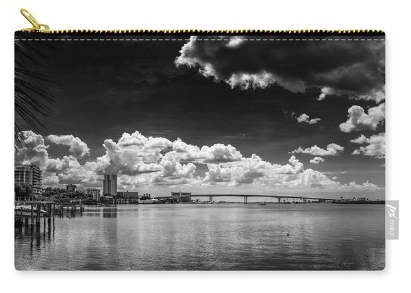 Harbor Bluffs Carry-all Pouch
