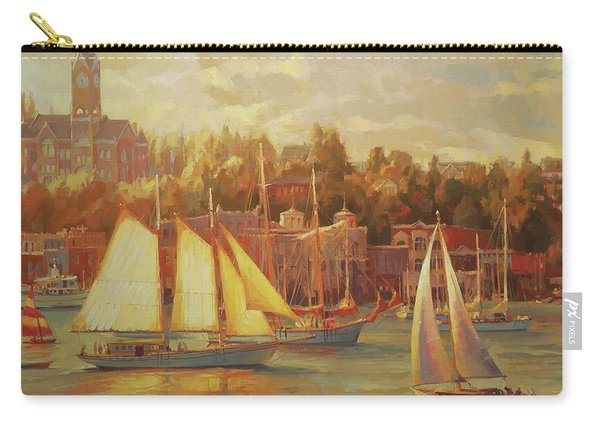 Harbor Faire Carry-all Pouch