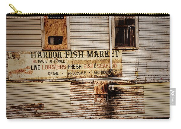 Harbor Fish Market Carry-all Pouch