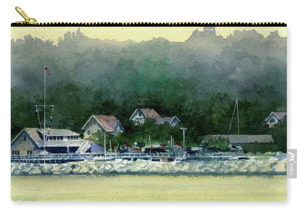 Harbor Master, Port Washington Carry-all Pouch