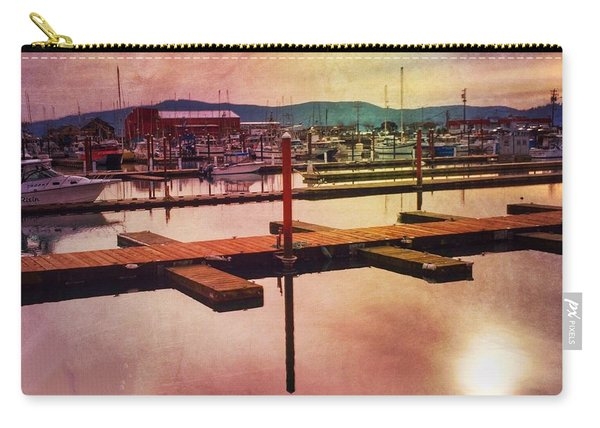 Harbor Mood Carry-all Pouch
