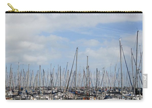 Harbour Of Enkhuizen Carry-all Pouch