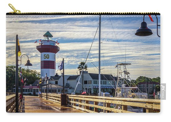 Harbour Town Lighthouse Carry-all Pouch