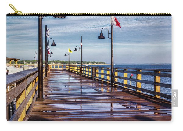 Harbour Town Pier Carry-all Pouch