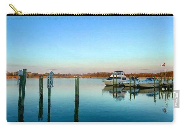 Hard Yacht Cafe Carry-all Pouch