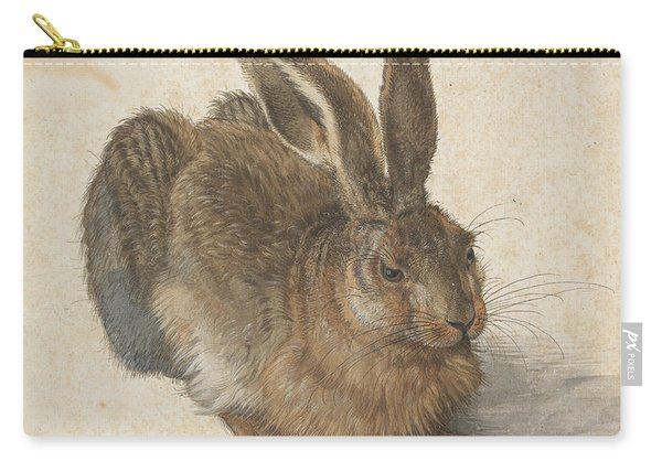 Hare Carry-all Pouch