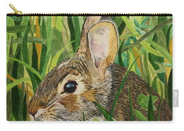 Hare's Breath Carry-all Pouch