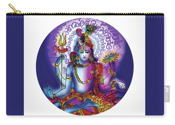 Hari Hara Krishna Vishnu Carry-all Pouch