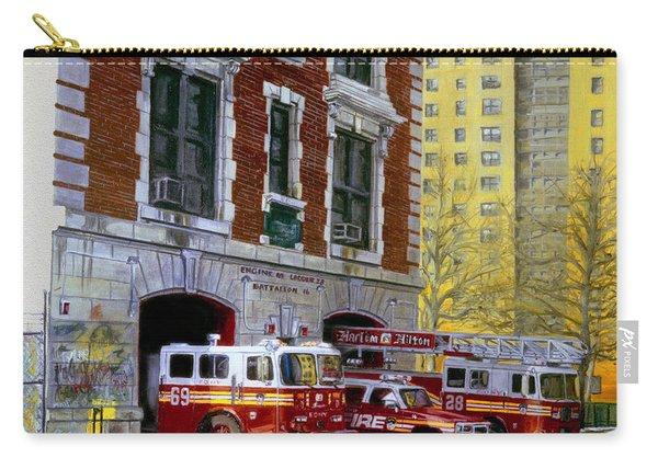 Harlem Hilton Carry-all Pouch
