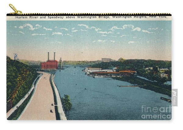 Harlem River Speedway Carry-all Pouch