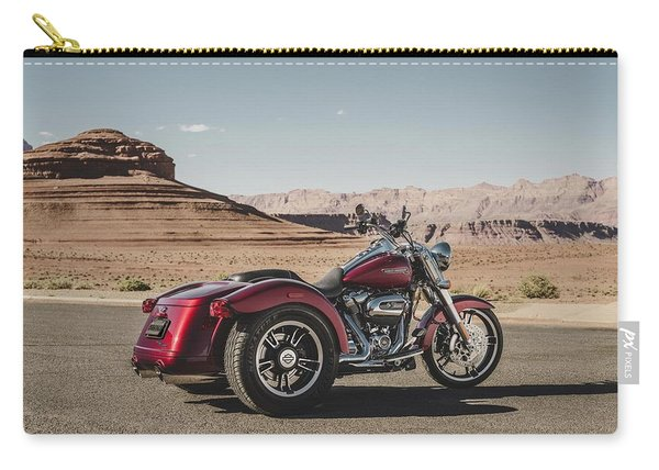 Harley-davidson Freewheeler Carry-all Pouch