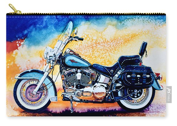Harley Hog I Carry-all Pouch