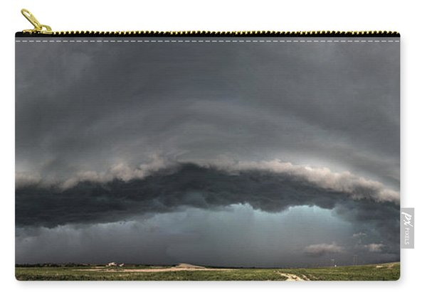 Harlowton, Montana, Supercell Carry-all Pouch