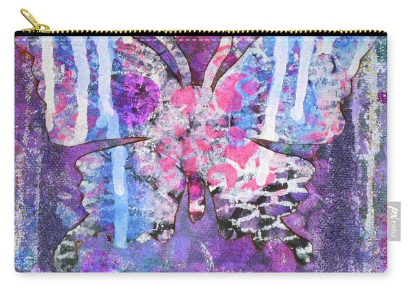 Harmony Butterfly Carry-all Pouch