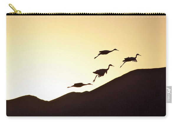 Carry-all Pouch featuring the painting Harmony by Michael Lucarelli