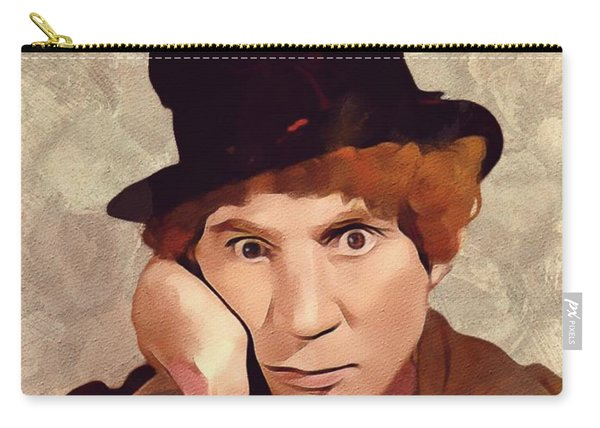 Harpo Marx, Hollywood Legend Carry-all Pouch
