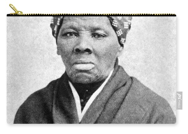 Harriet Tubman 1823-1913.  To License For Professional Use Visit Granger.com Carry-all Pouch