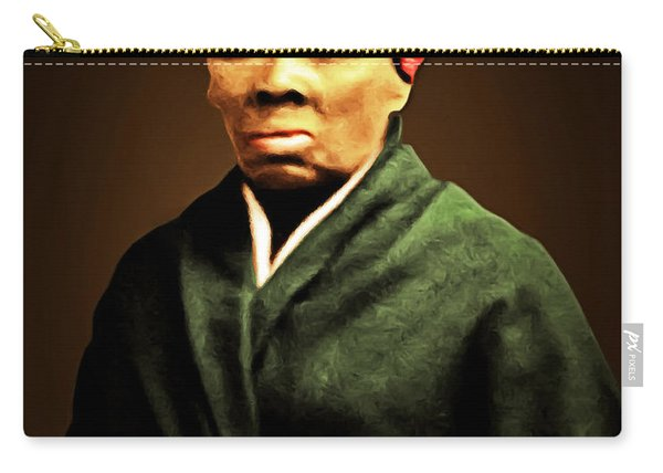 Harriet Tubman Underground Railroad 20160420 Carry-all Pouch