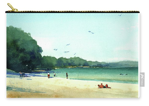 Harrington Beach, Wisconsin Carry-all Pouch