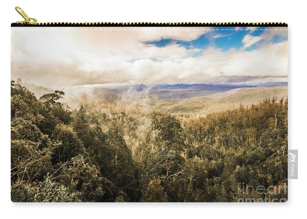 Hartz Mountains To Wellington Range Carry-all Pouch