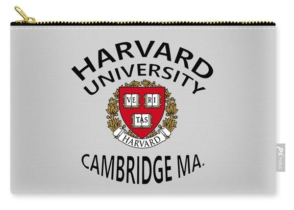 Harvard University Cambridge M A  Carry-all Pouch