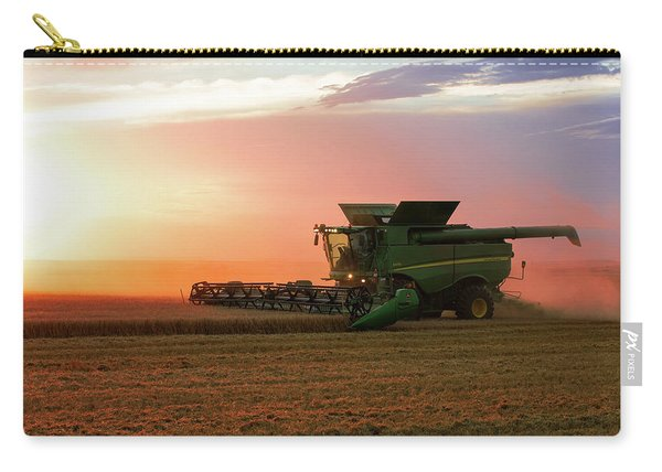 Harvest Colors Carry-all Pouch