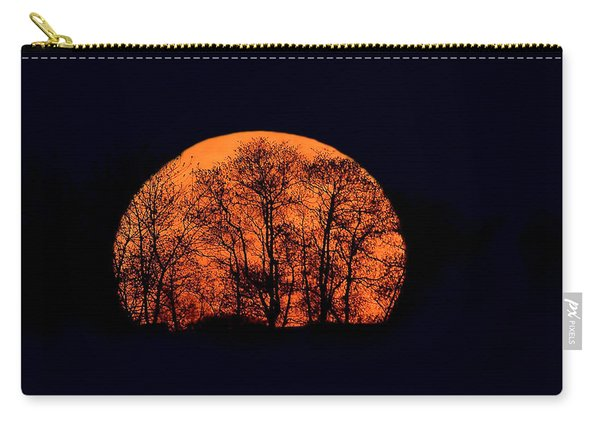 Harvest  Moon Rising Carry-all Pouch
