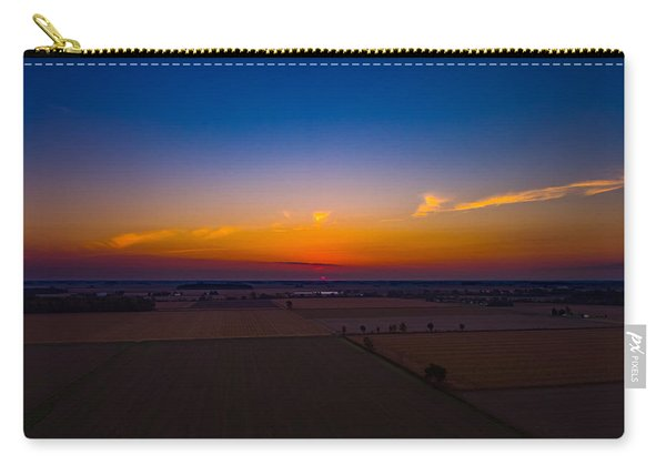Harvest Sunrise Carry-all Pouch