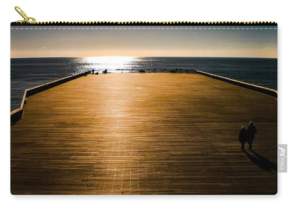 Hastings Pier, Hastings, Sussex, England Carry-all Pouch